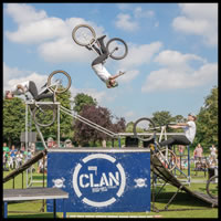Big Air Cycle Stunt Show Scotland